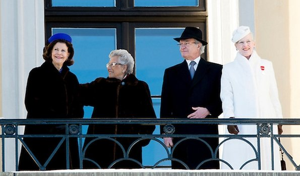 Winter Games - Norwegian Royals 25th Anniversary Celebrations