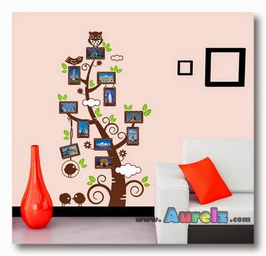 11 frames tree AY9005