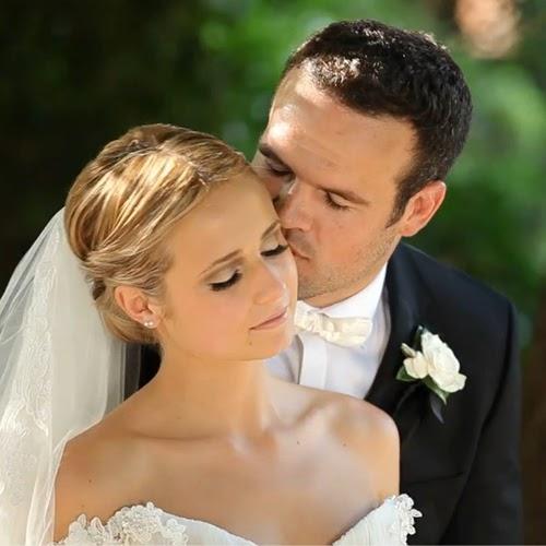 Gaynor knowles wedding