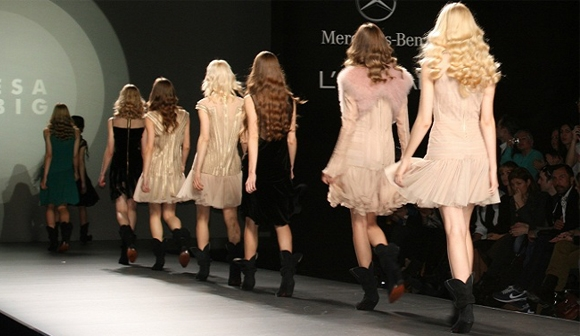 Mercedes-Benz Fashion Week Madrid - #MBFWM