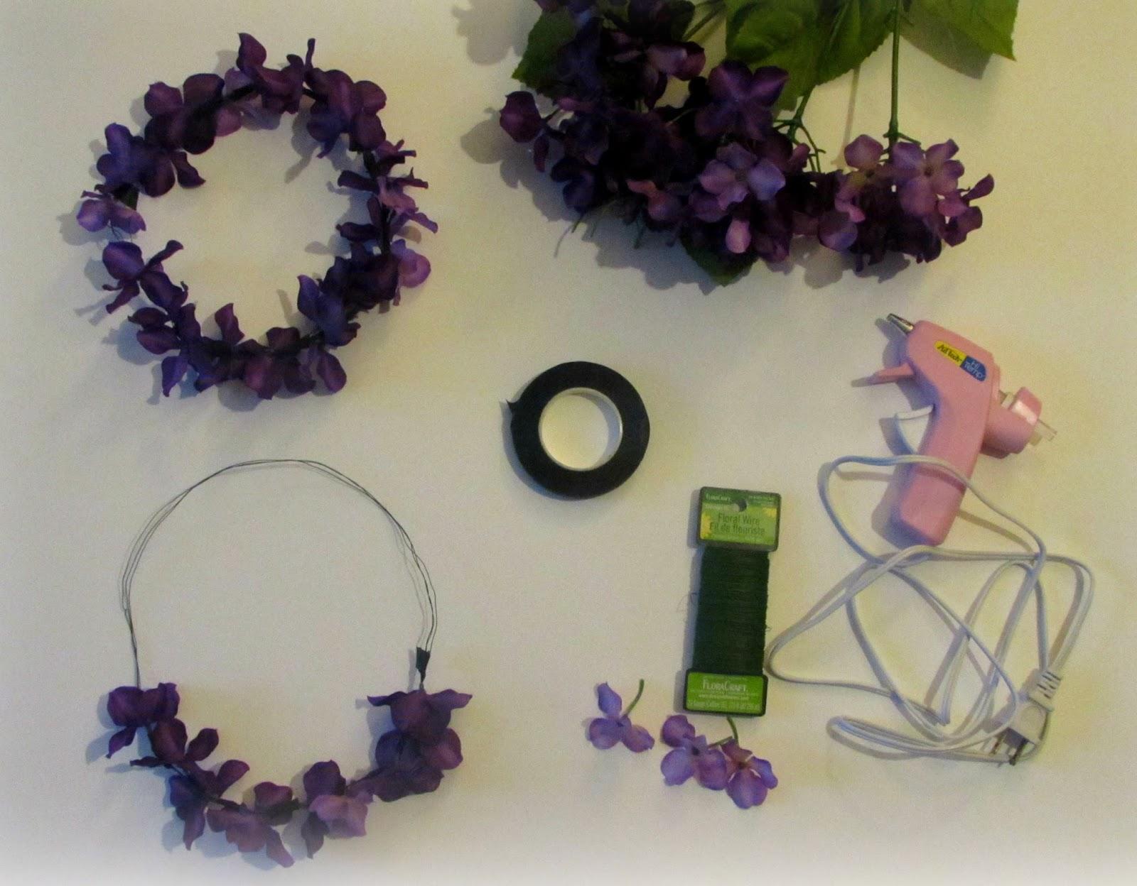 Diy flower crowns dream big buy the shoes flower girl wedding hair to make izmirmasajfo Gallery