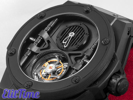 Big Bang King Power Tourbillon от Hublot