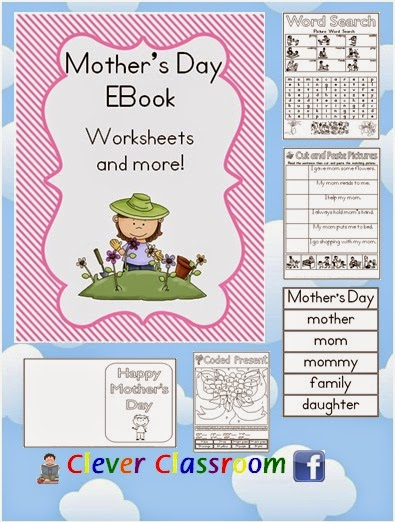 Mother's Day Printables file