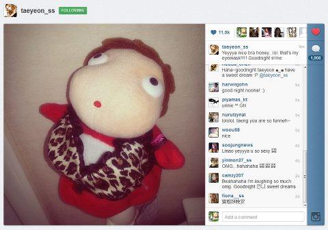 Nueva imagen de Taeyeon en Instagram 17886_506501299411708_776475048_n