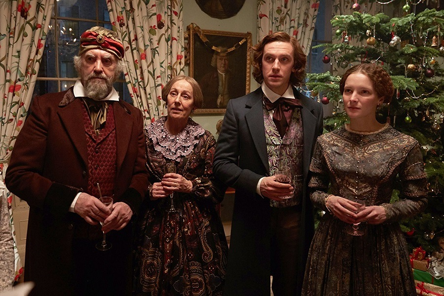 The Man Who Invented Christmas BluRay 1080p Download Imagem