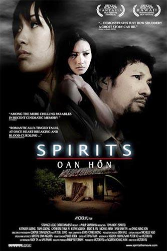 Oan Hồn Phim Ma Rùng Rợn Vn | Spirits