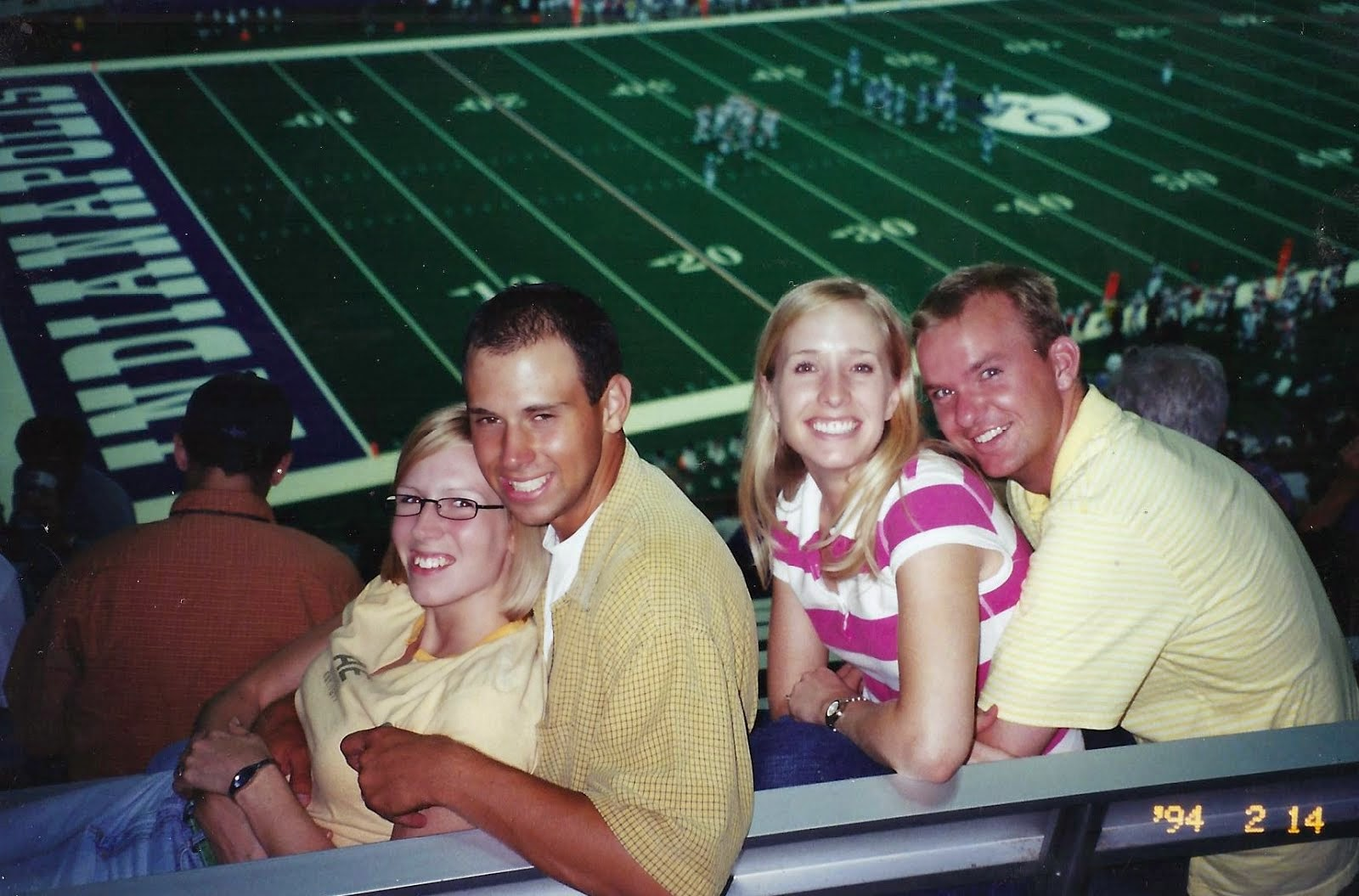 Indianapolis, Indiana 2002