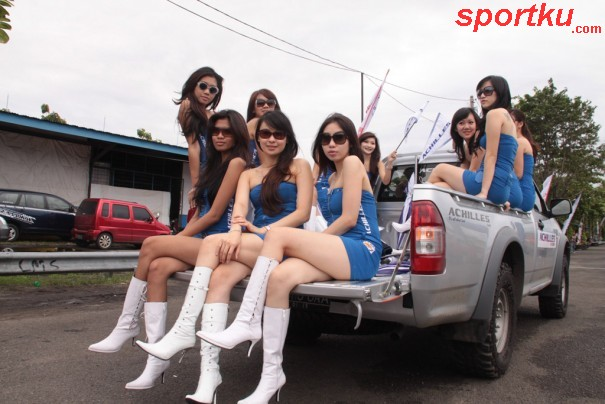 Pemprov DKI Akan Bangun Sirkuit Motor [ Umbrella Girls Collection]