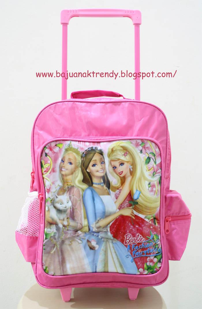 Baju Anak Tas Anak Tas Barbie 1