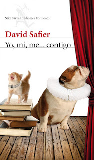 Reseña: 'Yo, mi, me...contigo', David Safier