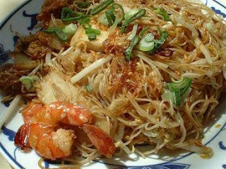 Fried Rice Noodles (Bihun Goreng)