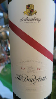d'Arenberg The Dead Arm Shiraz 2010 - McLaren Vale, South Australia (92 pts)