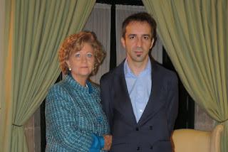 Maite Bravo y Joaquín García