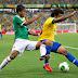 Brasil Enfrentara a México en partido amistoso