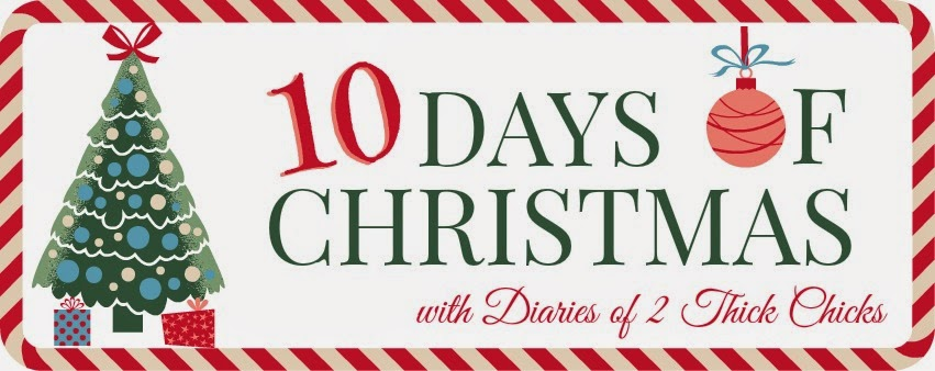 10 days of christmas with the thick chicks