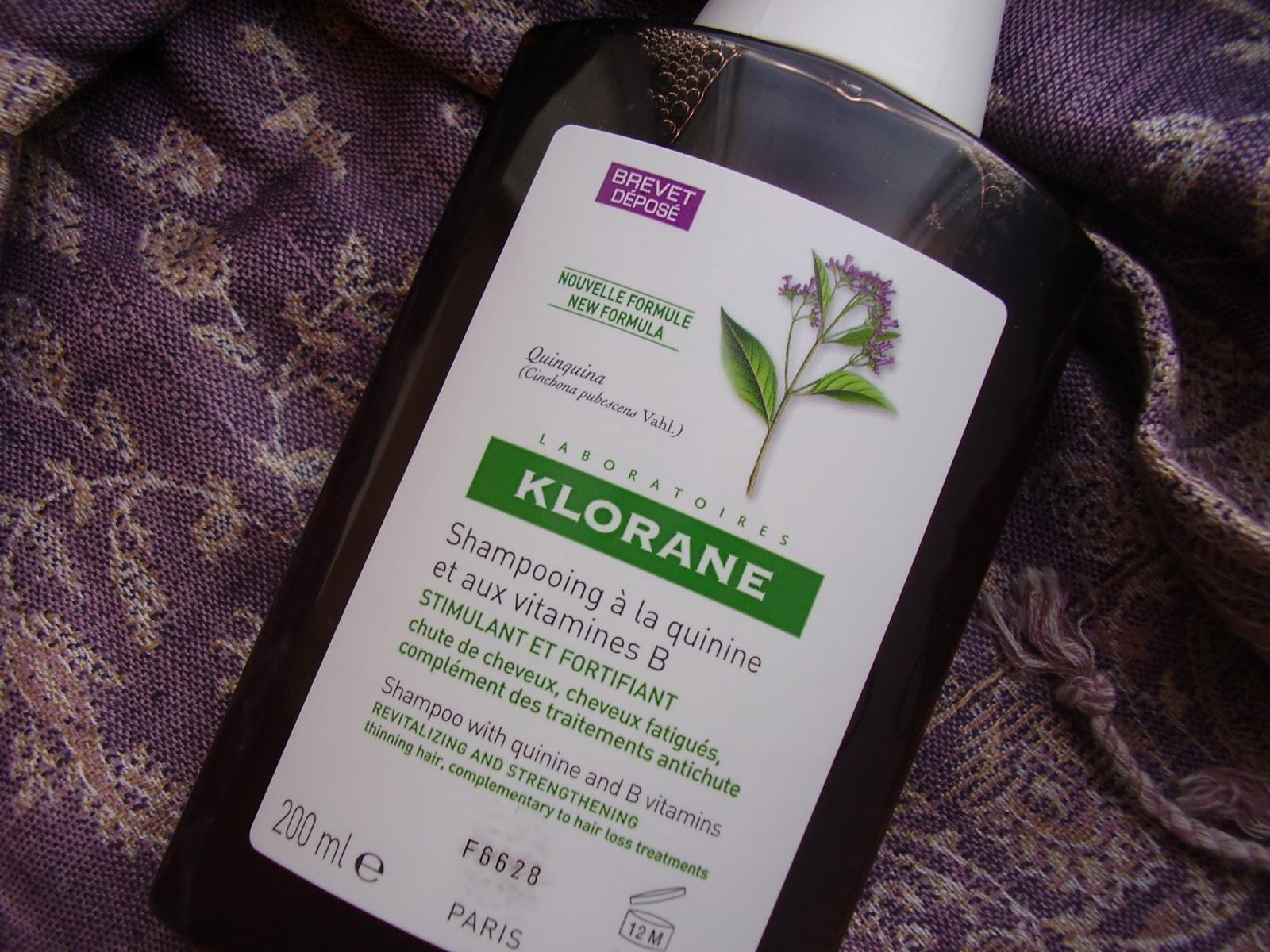 Dầu gội dành cho tóc rụng với chiết xuất từ cây canh ki na và vitamin B (200ml)