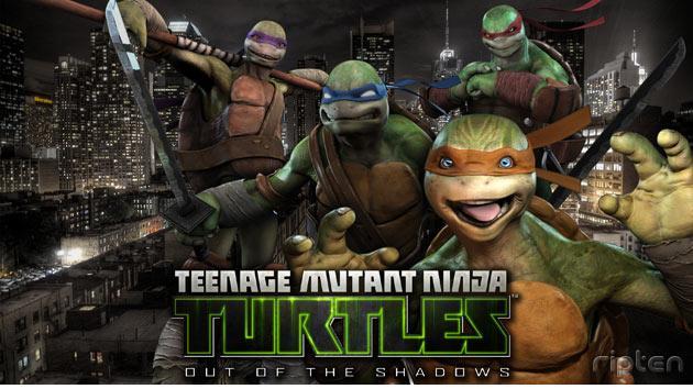 Ninja Rùa: Đập Tan Bóng Tối - Image 3