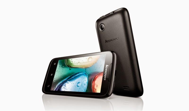 Review Lenovo A369i, HP Android Harga Rp700 Ribuan