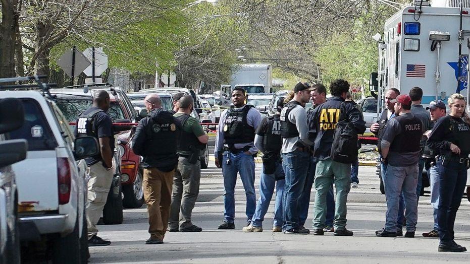 When an FBI/ ATF agent gets shot