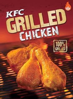 Menu KFC, Menu KFC Indonesia, kfc grilled chicken menu, promo KFC, KFC Grilled Chicken dan Zuppa Soup harga