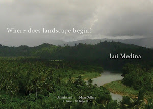 Where Does Landscape Begin? by Lui Medina