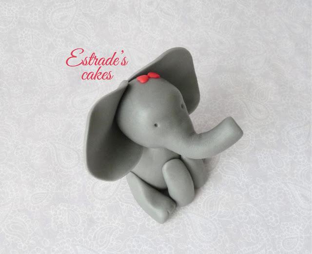 elefanta de fondant 2