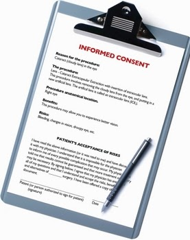 The format and elements of an Informed Consent Form - Intuitive Pharma