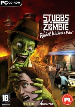 Los 10 mejores videojuegos de Zombis (1/2) - Stubbs the zombie