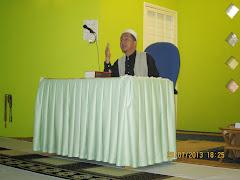 Ceramah Perdana (Ustaz Hikmah) & Berbuka Puasa di SSA 28Jul13