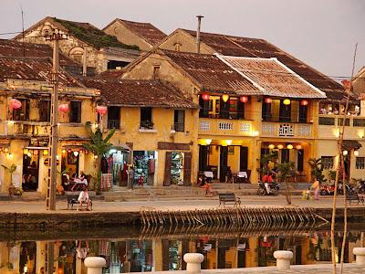 (Vietnam) - Hoi An - An old town