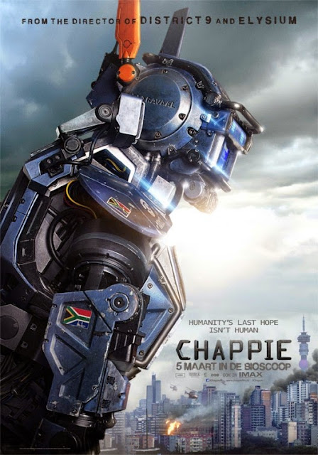 Nonton Film Chappie (2015) Online Streaming Subtitle Indonesia
