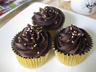 Resep cup cake coklat lezat