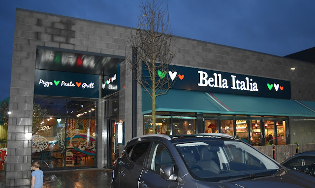 Bella Italia; Walsall