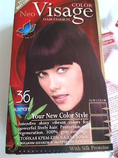 jesuiscommejepeux aujourd 39 hui je teste pour vous une coloration visage n 36 aubergine. Black Bedroom Furniture Sets. Home Design Ideas