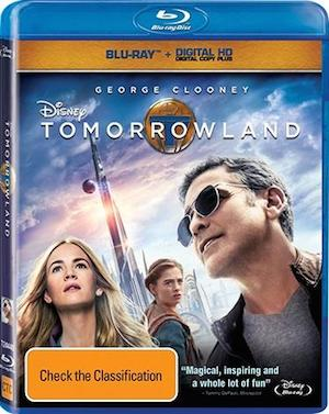 Tomorrowland 2015 BluRay Download