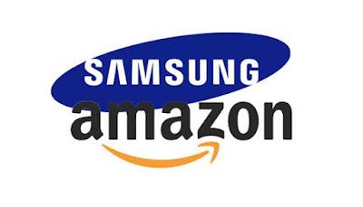 Ofertas en tres móviles Samsung en Amazon