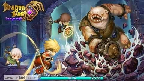Dragon Nest Labyrinth MMORPG Apk For Android