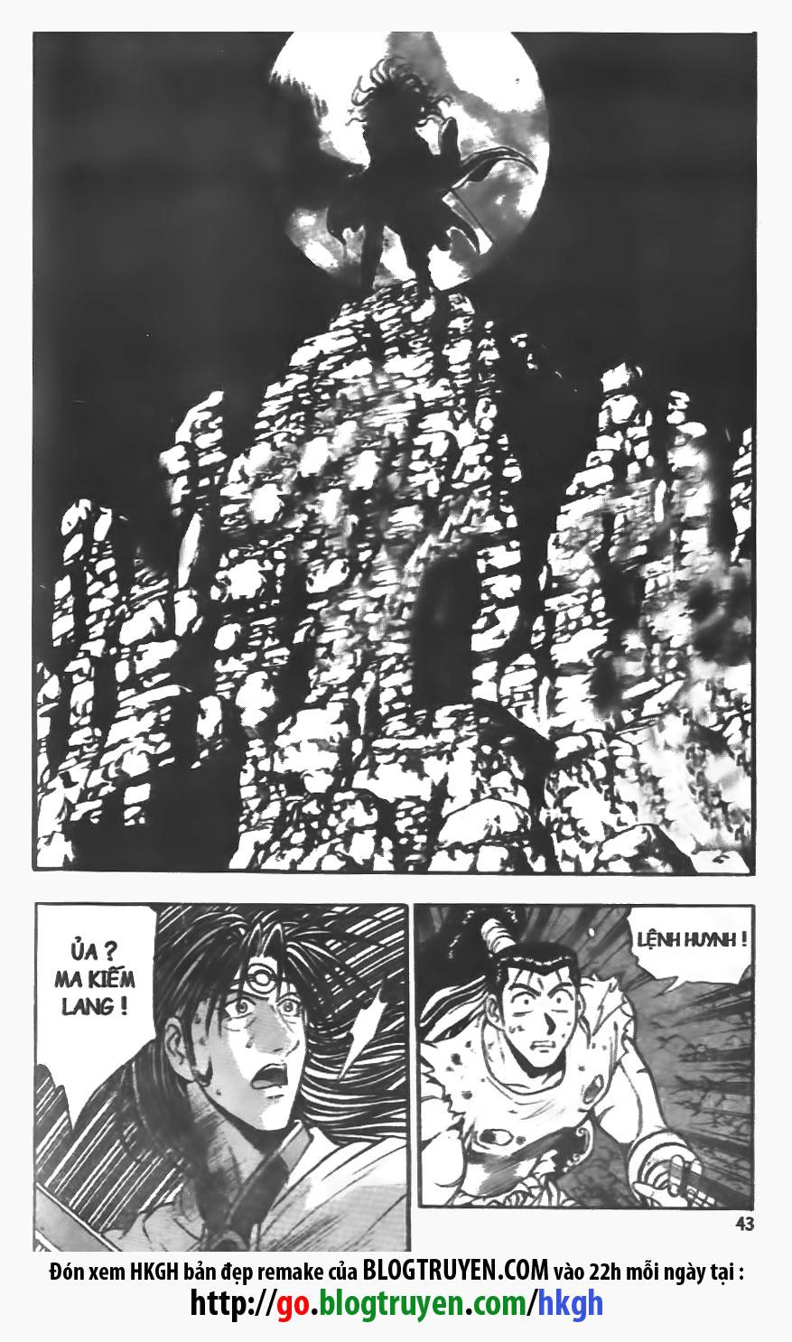 xem truyen moi - Hiệp Khách Giang Hồ Vol16 - Chap 104 - Remake