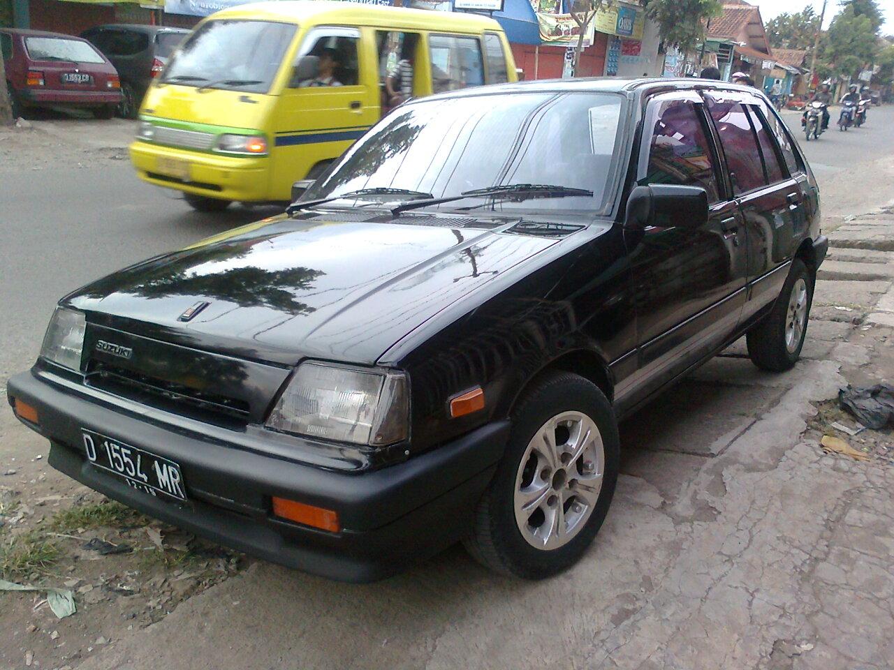 Dijual Suzuki Jimny Katana Tahun 1989 Cepat   Pelauts.Com