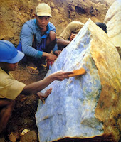 Burmese Jade Quarries