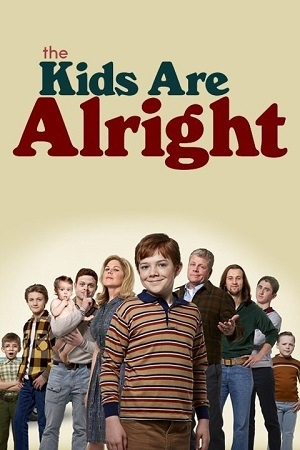 The Kids Are Alright - 1ª Temporada Legendada Completa Torrent Download TV  720p 1080p