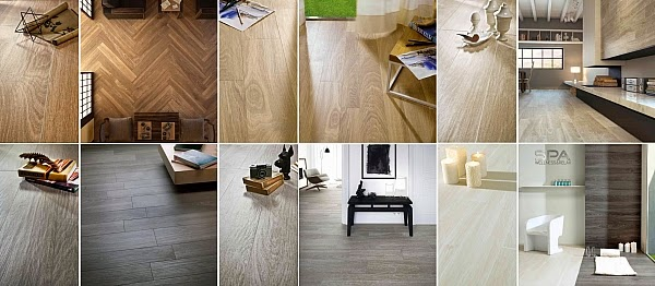 David Dangerous Wood Effect Porcelain Tiles - Ebano-furniture-bathroom-with-wood-effect