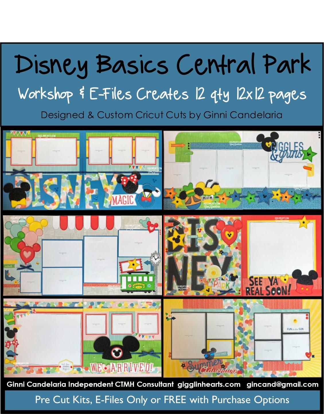 Central Park Disney Basic