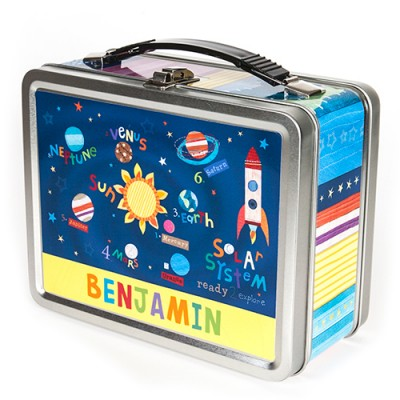 KID'S PERSONALIZED LUNCH BOXES