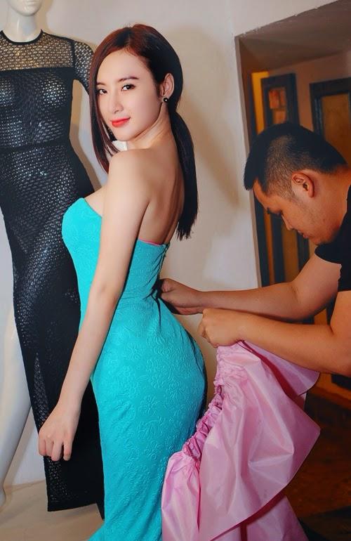 Vietnamese model: Angela Phuong Trinh