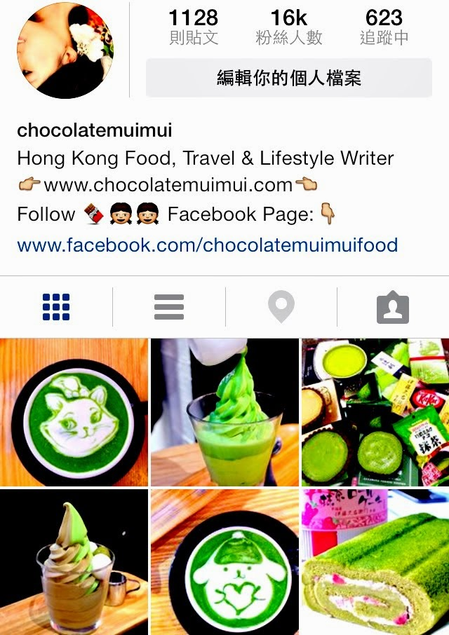 Chocolatemuimui on Instagram