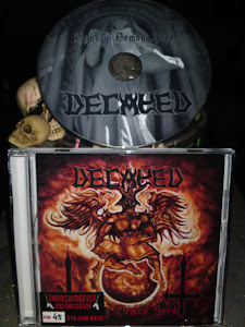 DECAYED''unholy demon seed''