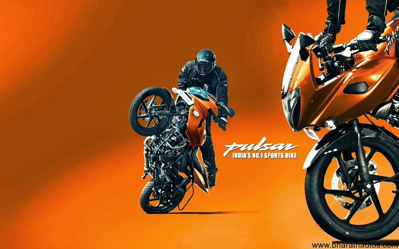 Bajaj Pulsar Motorbike Images - Top HD Wallpapers