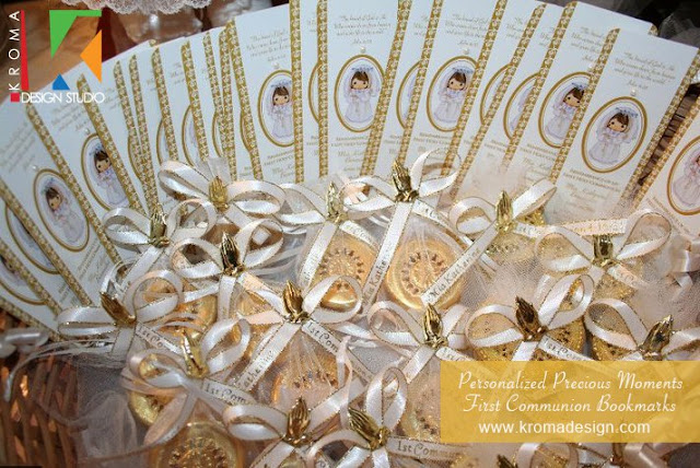 {Religious Events} Personalized Bookmarks as Favors ...
