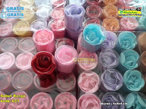 Sabun Bunga grosir